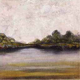 26W x 26H Santee River I by Dysart - Stretched Canvas w/ BRUSHSTROKES
