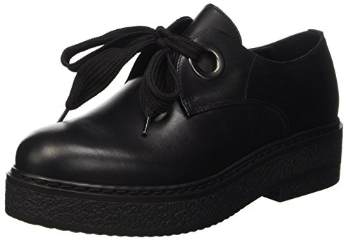 Cult Angra, Scarpe Low-Top Donna, Nero, 40 EU