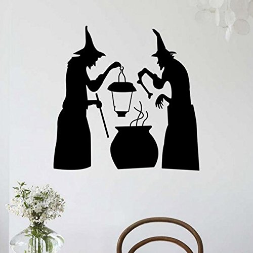 [Halloween Kid Wall Stickers Living Room Bedroom Background Decoration Stickers] (Biblical Themed Costumes)