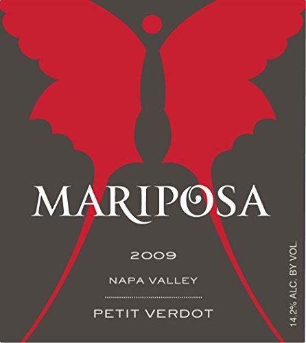 2009 Mariposa Napa Valley Petit Verdot 750 Ml