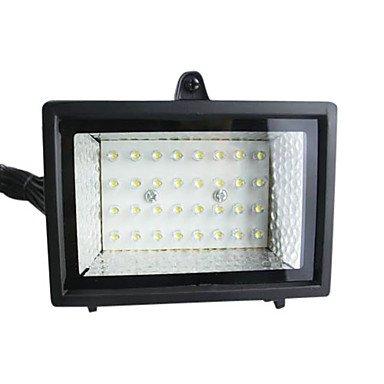 1.92W 32-Light Modern Rechargeable Aluminum Led Solar Garden Light