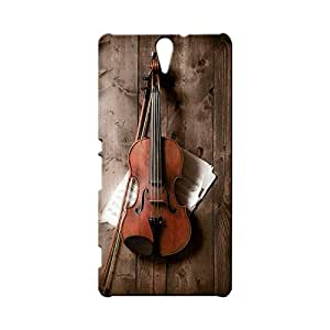 BLUEDIO Designer Printed Back case cover for Sony Xperia C5 - G5808