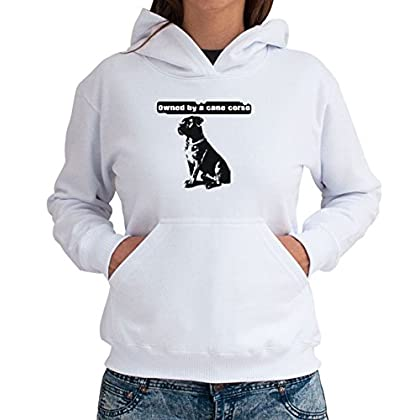 OWNED BY A Cane Corso Women Hoodie coupon codes 2015