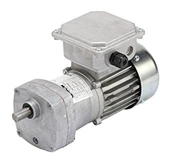 Bison 017 175 0096 Gear Motor Ip54 1 12 Hp 230 460 Vac