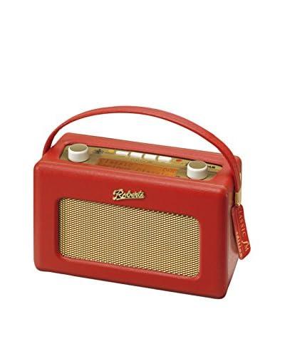 Roberts Radio  Radio Portátil Revival Rd60 Rojo