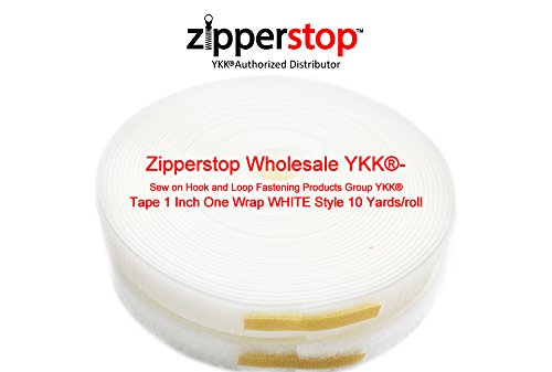Why Choose Zipperstop Wholesale YKK® -Velcro Style- Sew on Hook and Loop Fastening Products Group Y...