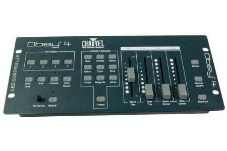 Dmx Controller With Headphones