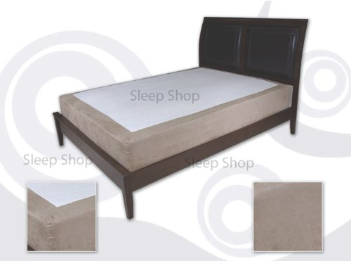 Sleep Shop Heavenly Suede CAL King Memory Foam Mattress w/ Comfort Layers & Dual Air Flow System