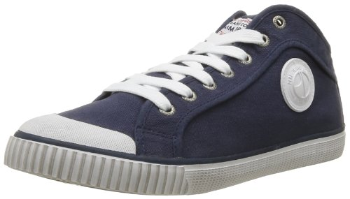 Pepe Jeans Mens Industry IN-291 B High-Top PMS30011 Scout Blue 43 EU/9 UK