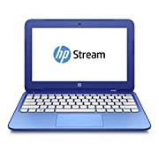 HP Stream 11-d015na Laptop (Intel Celeron 2.16 GHz, 2 GB RAM, 32 eMMC, 100 GB Cloud Storage,   Windows 8.1)