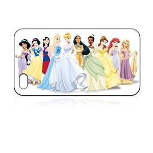 Disney Princess' iPhone 5 5S Case Ariel, Pocahontas, Jasmine, Snow White, Mulan