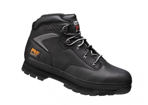 Pro Series Safety Boots Black | Timberland 8