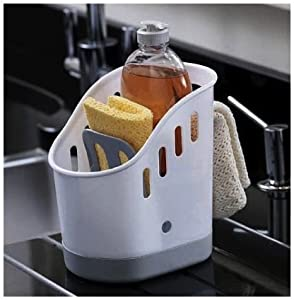 """SINK TIDY"" - KEEPS SINK AREA NEAT AND TIDY!"