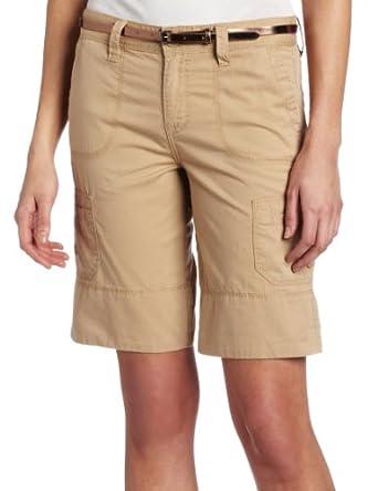 Calvin Klein Jeans 女士休闲短裤 送腰带 18.8美元