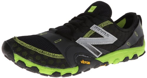 New Balance Mens Trail Running Shoes MT10GN2 Black/Green 13.5 UK, 49 EU