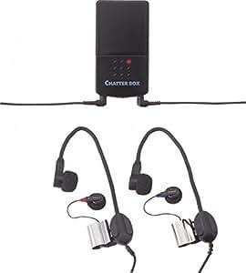 Moto Intercom Complètement mains-libres avec réglage du volume et voyant d'alimentation Le Electrovision Indicateur B123A