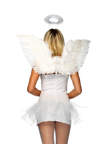 Angel Wing And Halo Set