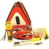 29 Piece Roadside Emergency Kit Bag