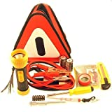 29 Piece Roadside Emergency Kit Bag