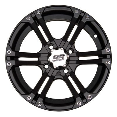 4/110 ITP SS212 Alloy Series Wheel 12x7 2.0 +