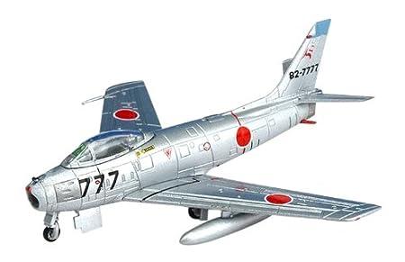 F-86F-40 maquette avion échelle 1:200 JASDF, 8 Squadron, 82-7777