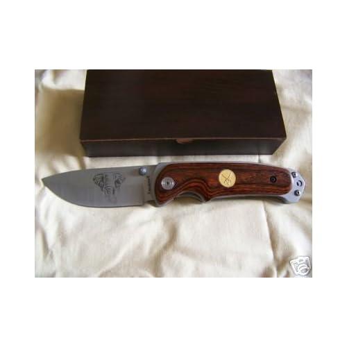 Amazon.com : Falkner African Wildlife No.1 Folding Knife