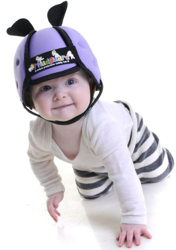 Thudguard Baby Protective Safety Helmet - Lilac