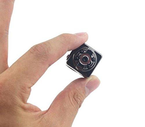 jambroom(ジャンブルーム) 超小型カメラ/ビデオカメラ 赤外線搭載キューブ型DVR 日本語説明書付