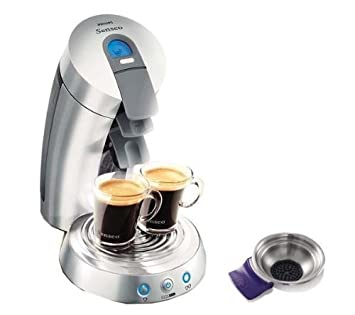 Philips hd7830 51 gris machine a cafe senseo nouvelle generation - Nouvelle machine a cafe ...