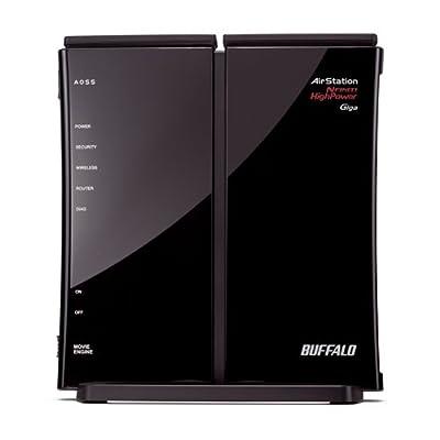 Buffalo AirStation HighPower N300 Gigabit Open Source DD-WRT Wireless Router (WZR-300HP)