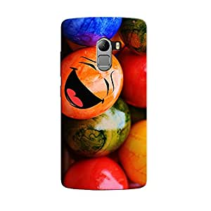 Prinkraft Designer Back case for Lenovo Vibe K4 Note