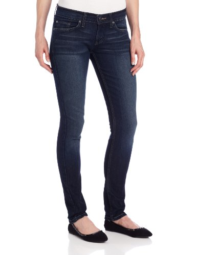Levi's Juniors 524 Skinny Jeans,Indigo Dessert,29/9 Medium