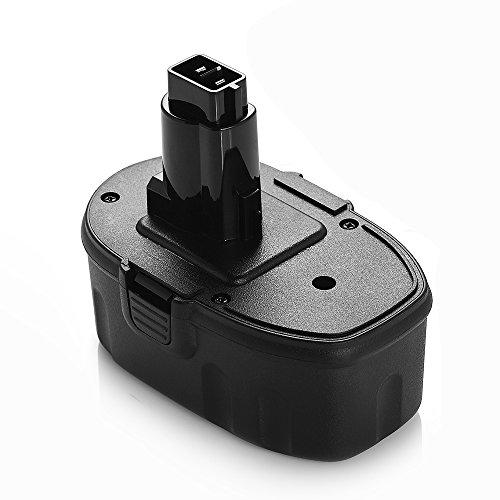 Powerextra™ High Capacity 3000Mah 18V Replacement Battery For Dewalt Dc9096 De9039 De9095 De9096 De9098 Dw9095 Dw9096 Dw9098 De9503