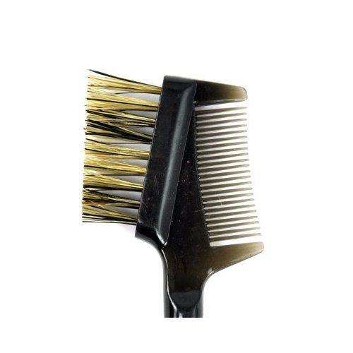 Lash Comb & Brow Comb (BF) - Dual use, Nylon Fibres CODE: 537R