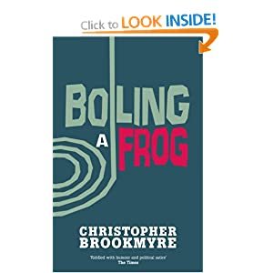 Boiling a Frog - Chris Brookmyre