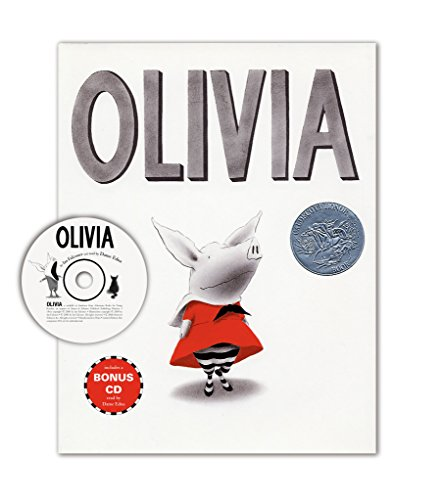 Olivia: Book and CD (Olivia Series) (Dressing Up Ideas)