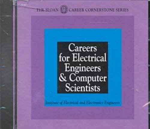 Careers for Electrical Engineers & Computer Scientists: Cd-Rom