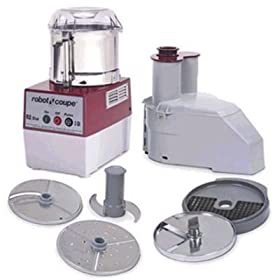 Robot Coupe R2Dice Ultra 3 Qt. 2 HP Combination Food Processor 586184