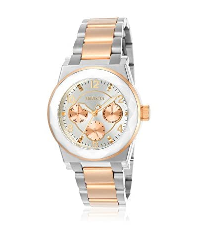 Invicta Watch Reloj de cuarzo Woman 22269 38 mm