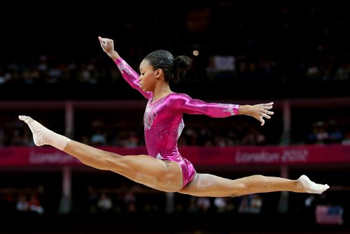 Gabby-Douglas-Poster-11x17-inches-Olympics-Champion-Gymnast-High-Quality-Gloss-Print-110