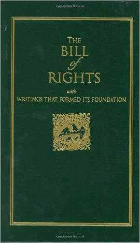Bill of Rights: with Writings that Formed Its Foundation (Little Books of Wisdom) written by James Madison
