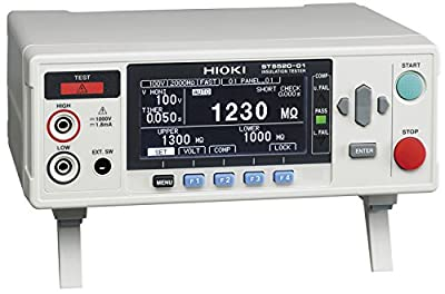 Hioki ST5520 Insulation Testers