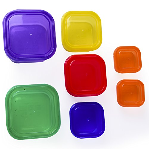 21 Day Efficient Nutrition Portion Control Containers Kit