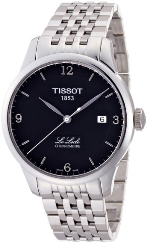 Tissot Mens Le Locle Chronometre Watch T006.408.11.057.00