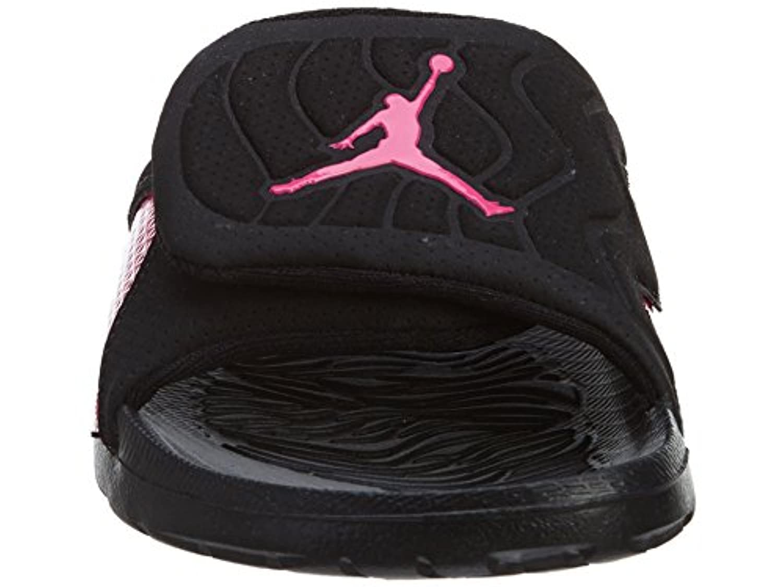 9ba59811cef ... Nike Kids Jordan Hydro 4 GP Black Pink 705176-009 (SIZE  2Y ...