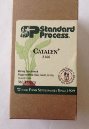Standard Process Catalyn Dietary Supplement 2160 360 Tablets
