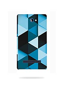 alDivo Premium Quality Printed Mobile Back Cover For HTC 8S / HTC 8S Back Case Cover (MKD001)