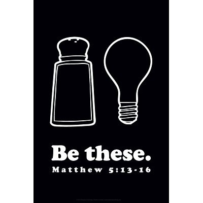 Be These Poster Poster Print, 24x36