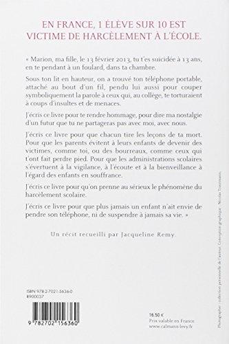 marion 13 ans pour toujours nora fraisse calmann levy francais 220 pages broche ebay. Black Bedroom Furniture Sets. Home Design Ideas