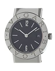 Bestseller Bvlgari Tubogas BB262TS Swiss Quartz Ladies Stainless Steel Bangle Watch USA Sale